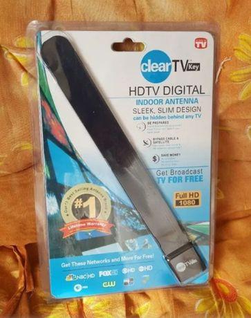 Т2 Цифровая антенна Clear TV HDTV