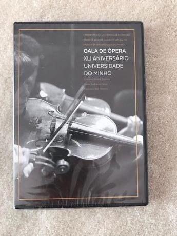 DVD - Gala de ópera Universidade do Minho NoVO
