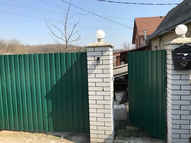 Дом с землей 40 км от Киева Обуховский р-н с. Григоровка