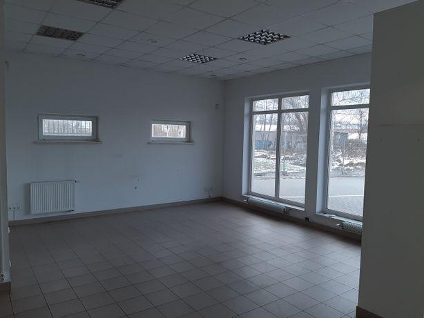 Lokal 100m2 usługowo-handlowy ok. ul. Przemysłowej