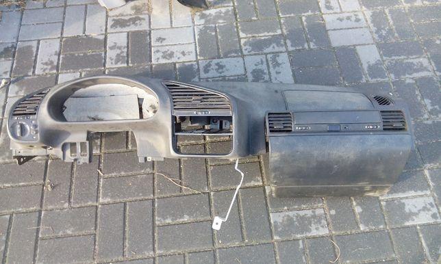 Bmw 3 e36 sedan kombi deska rozdzielcza konsola kokpit