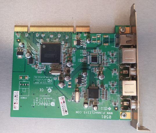 Видео захват Pinnacle Systems Bendino v1.0A.