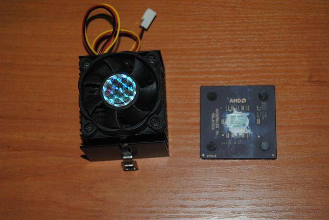 Процессор AMD Duron+ радиатор