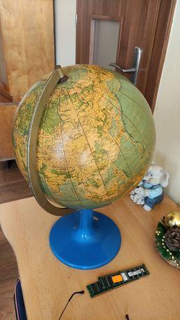 PRL Globus fizyczny duży