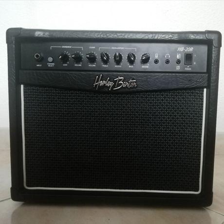 Amplificador Guitarra Eléctrica Harley Benton