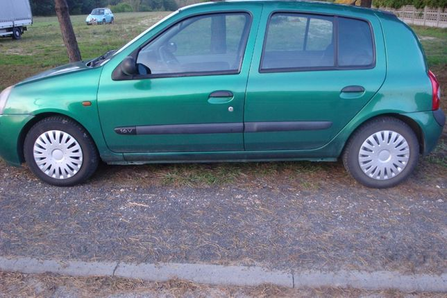 Renault Clio 1.2 16vBenzyna +LPG Długie opłaty
