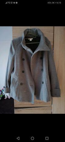 Płaszcz h&M  szary