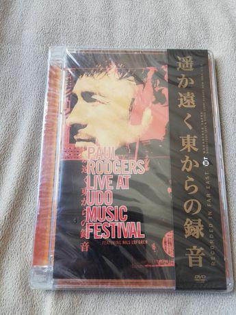 DVD Paul Rodgers NOVO