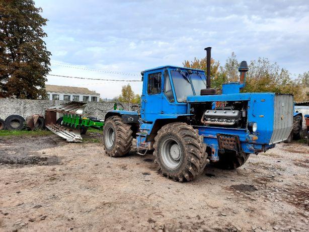 Трактор Т-150 К з двигуном ЯМЗ 238
