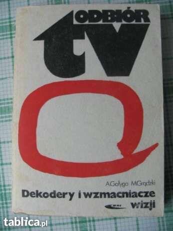 Odbiór TV Dekodery i Wzmacniacze Wizji