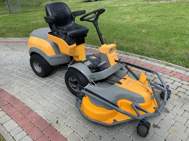 Rider Stiga Park Pro 25 km V2, AWD 4x4, wspomaganie, hydraulika, pompa