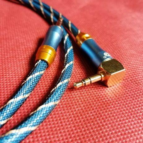 Cabo de interligação jack - jack 3,5mm