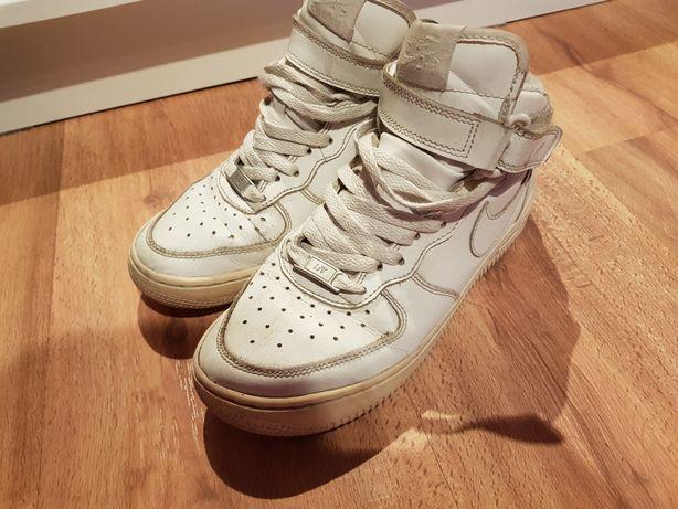 Nike Air force białe