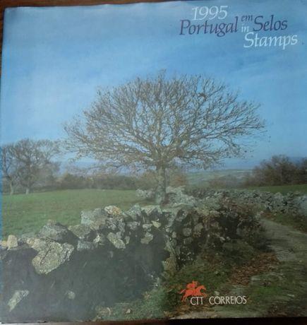 Filatelia - Colecção Portugal em Selos