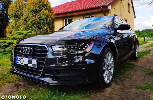 Audi A6 C7 3.0 TFSI S Line 450km więcej zdjęć na otomoto Zadbany Prywatnie
