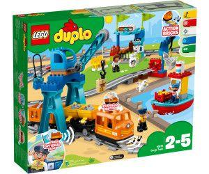 LEGO 10875 (Duplo) Грузовой поезд