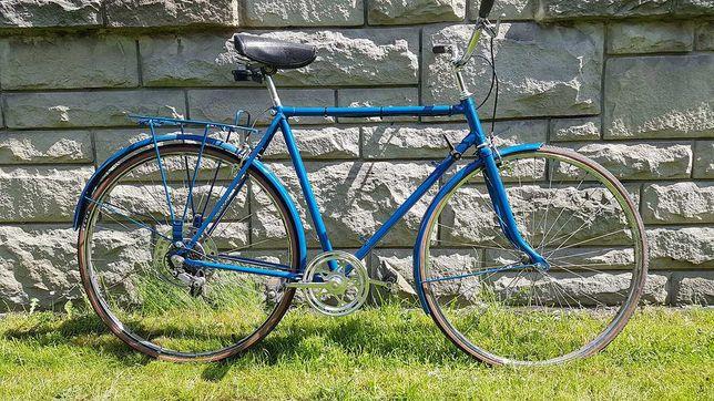 Retro rower projekt - Romet 1976r. - 5 biegów