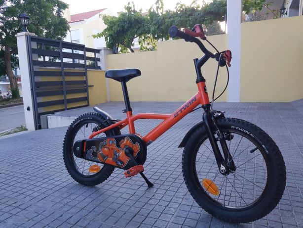 Bicicleta BTWIN - como nova