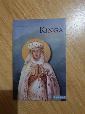Kazimierz szwarga, święta Kinga pani ziemi sądeckiej