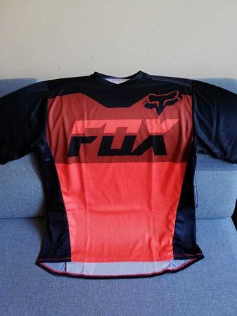 T-shirt rowerowy Fox Covert SS JSY r.L