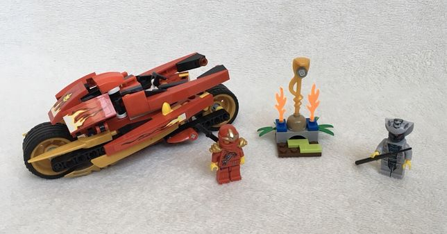 Конструктор Ninja в отличном состоянии, аналог Lego