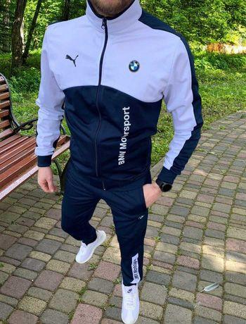 Мужской спортивный костюм Puma bmw . Чоловічий спортивний костюм Puma