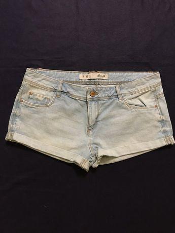Spodenki jeansowe L