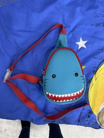 Сумка оригинал акула Nohoo
