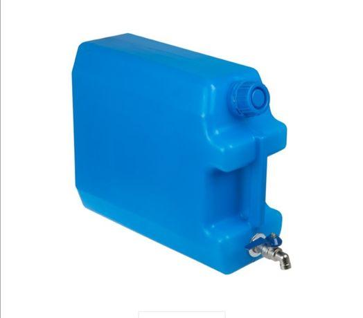 Kanister karnister bańka na wodę kemping biwak kamper 10l nowy + atest
