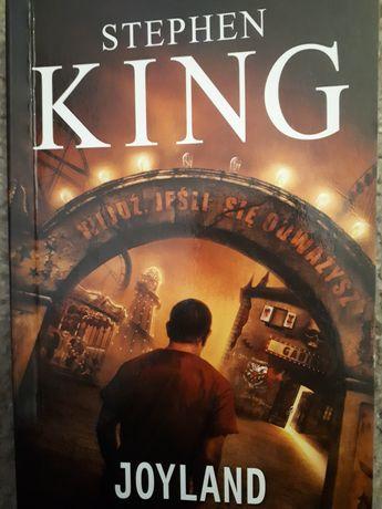"""Joyland"" Stephen King"