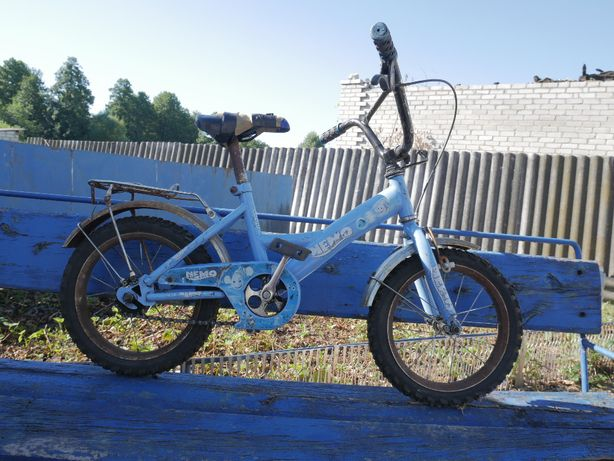 Детский велосипед на ходу для 2-6лет.