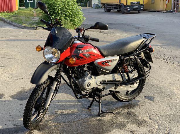Мотоцикл Bajan Boxer 150