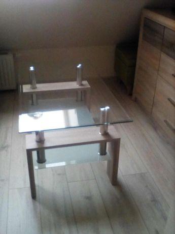Sprzedam szklaną ławę