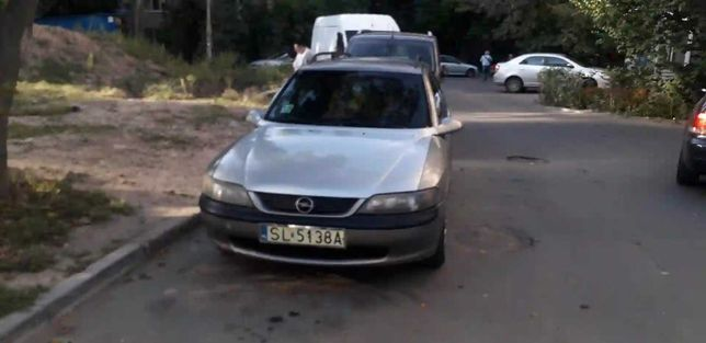 Opel Vectra газ/бензин