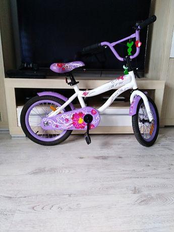 Rowerek dziewczęcy