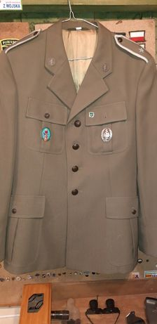 Mundur dla kolekcjonera Straż Graniczna stary wzór