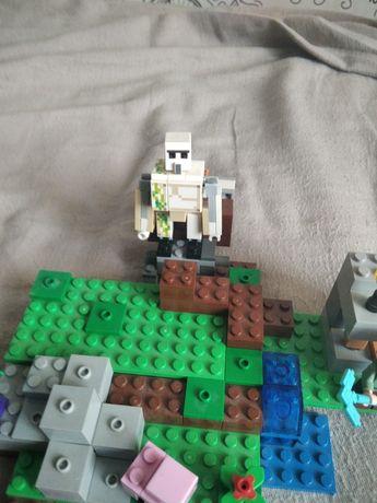 LEGO Minecraft 21123 Iron golem
