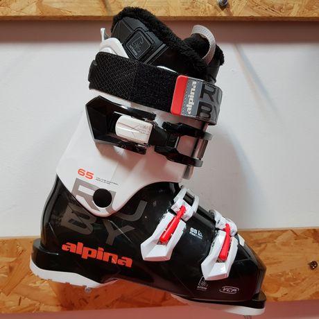 OGRZEWANE ALPINA RUBY65 Heat Kobiece zjazdowe Buty narciarskie damskie