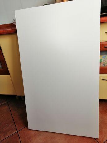 Ikea blat stołu biały 100x60 cm