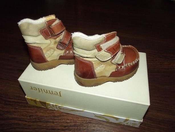Buty dziecięce skórzane 21