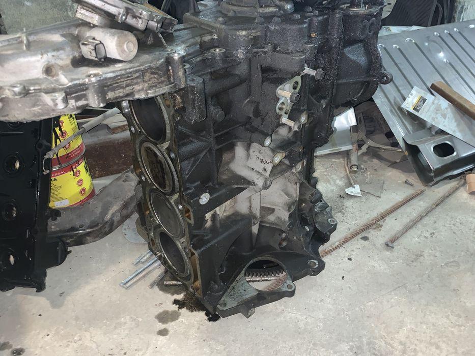 Блок двигателя ДВС в сборе QR20 X-Trail Primera Teana Serena Caravan Харьков - изображение 1