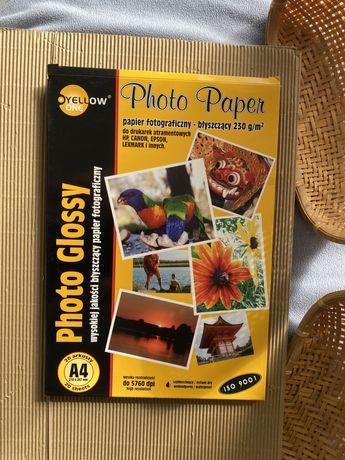 YellowONE Photo Paper papier fotograficzny błyszczący 230 g/m2 20szt