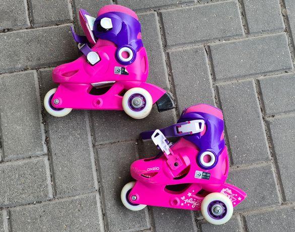 Piękny komplet skatingowy dla dziewczynki