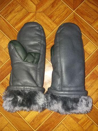 Детские зимние рукавицы