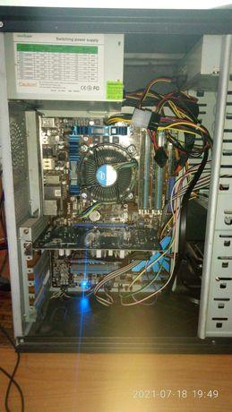 Сборка ASUS P7P55D-E LX/Xeon 3470 2.93 GHz (остальное в описании)