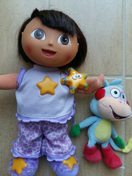 Dora (interaktywna )+Butek