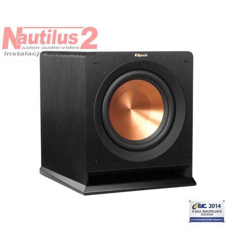 Klipsch R-110SW subwoofer głośnik basowy niskotonowy | Raty 30x0%