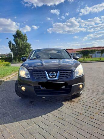 Nissan Qashqai 2.0 benzyna + gaz