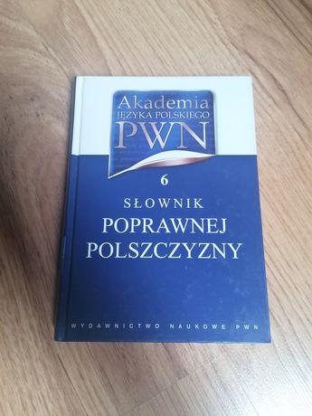 Słownik poprawnej polszczyzny