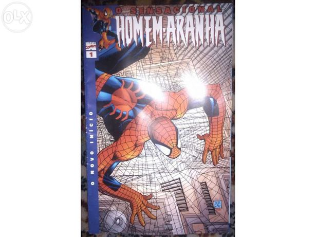 Spider-Man - BD Marvel